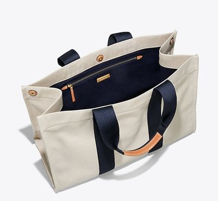 Tory Burch マザーズバッグ Tory Burch Miller canvas tote(4)