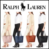 送料込★RALPH LAUREN Reversible Large トートバッグ♪