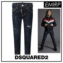 D SQUARED2(ディースクエアード) キッズ用ボトムス 18AW☆D SQUARED2★大人もOK★BOYS★COOL GUYジーンズ