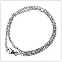 CHROME HEARTS ROLL CHAIN NECKLACE 24INCHインボイス付き