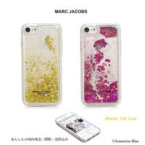 MARC JACOBS【国内発送】Floating Glitter iPhone 7/8 Case☆
