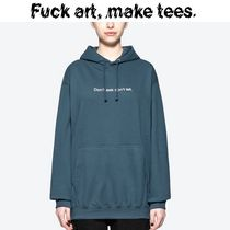 【Fuck Art, Make Tees】Don't Ask, Don't Tell. Hoodie