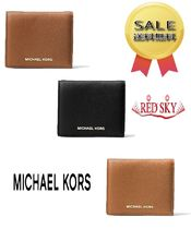 ☆人気!Michael KorsのMercer Leather Card Case 3色☆