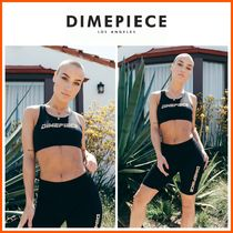 DIMEPIECE DESIGNS(ダイムピースデザイン ) ブラジャー 日本未入荷☆DIME PIECE☆Dimepiece Blk Wellness Sports Bra