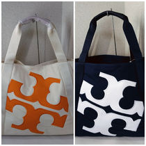 【国内発】 トリーバーチTORY BURCH BEACH LOGO TOTE 48382