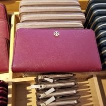2018AW♪ Tory Burch ★ EMERSON ZIP CONTINENTAL WALLET
