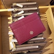2018AW♪ Tory Burch ★ EMERSON SLIM CARD CASE