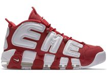 Nike Air More Uptempo  Supreme Suptempo Red