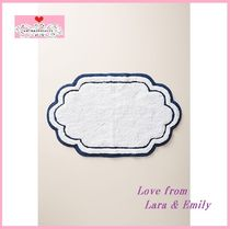 最安値保証&関税送料込【Anthro】Illaria Tufted Bath Mat