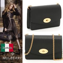 Mulberry Darley Bag グレインレザー / BLACK色