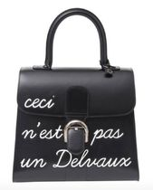 DELVAUX(デルボー) ハンドバッグ DELVAUX(デルボー) ブリヨンMM ハンドバッグ