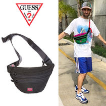 GUESS × Sean Wotherspoon ウエストポーチ ブラック