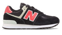 New Balance★574★限定色: Black with Pomelo (22~25cm)