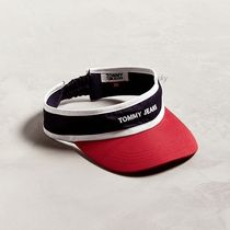 Tommy Hilfiger★新作★送料込★ロゴ入りサンバイザー