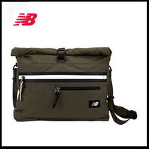 (ニューバランス) TRIP CROSS BAG Khaki NBGC8F7303