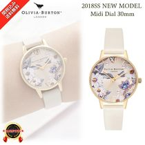 NEW☆◆Olivia Burton◆煌めく宝石 Bejewelled Floral Watch