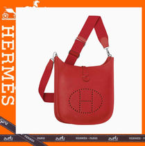 【HERMES】エルメス エヴリン Evelyne III 29 rouge casaque