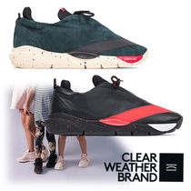 CLEAR WEATHER BRAND(クリアウェザー) スニーカー CLEAR WEATHER ALPHA ローカットスニーカー