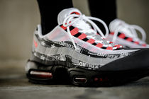 "[Atmos x NIKE]AIR MAX 95 PRINT ""WE LOVE NIKE"""