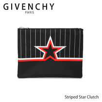 GIVENCHY Striped Star Clutch [BK600JK03T]クラッチバッグ