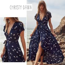 CHRISTY DAWN(クリスティーダウン) ワンピース 【CHRISTY DAWN】日本未入荷The Autumn Dress Midnight Rose