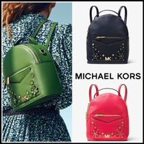 SALE!送料込★MICHAEL KORS Jessa Floral 2WAYバックパック♪