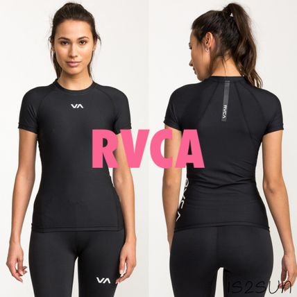 RVCA フィットネストップス 新作ライン♪ -RVCA SPORT-/ VA PERFORMANCE SHORT SLEEVE SHIRT