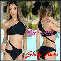 【送料無料!】★AMI Clubwear★sexy♪One Shoulder Swimsuit
