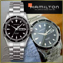 ★送料関税込/追跡付★Hamilton Seaview Black Watch H37565131