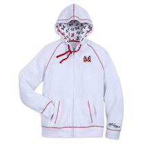 Minnie Mouse Bow Hoodie for Women