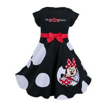 Minnie Mouse ''FaBOWlous'' Woven Dress for Girls