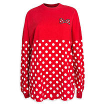 Minnie Mouse Polka Dot Spirit Jersey for Adults -