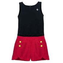 Mickey Mouse Romper for Women