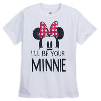 Minnie Mouse ''I'll Be Your Minnie'' Couples T-Shirt for