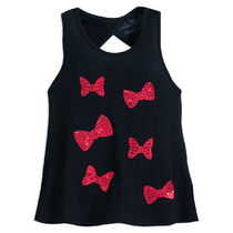 Minnie Mouse Bows Tank for Girls