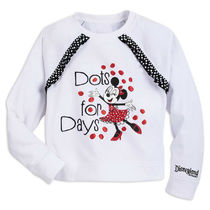 Minnie Mouse ''Dots for Days'' Pullover for Girls -