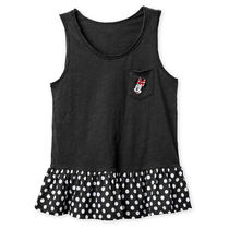 Minnie Mouse Fashion Tank Top for Women