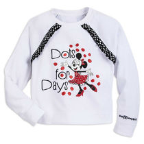 Minnie Mouse ''Dots for Days'' Pullover for Girls - Walt