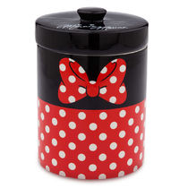 Minnie Mouse Ceramic Kitchen Canister