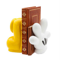 I Am Mickey Mouse Sculpted Bookend Set