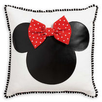 Minnie Mouse Icon Pillow by Ethan Allen