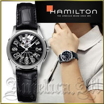 ★送料関税追跡込★Hamilton Jazzmaster Lady Watch H32395733