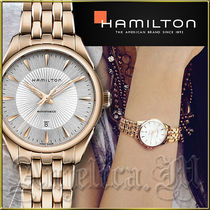 ★送料関税追跡込★Hamilton Jazzmaster Lady Watch H42245151