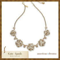 SALE! 即発送★ kate spade 可愛いお花モチーフ華やかネックレス