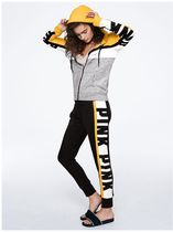 ★pure black with yellow★NEW! Skinny Jogger