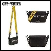 "【海外発送】  OFF-WHITE  ★18AW SCULPTURE"" Mini Diag  Bag"