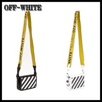 【海外発送】  OFF-WHITE  ★18AW Diag Mini Flap Bag