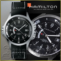 ★送料関税追跡込★Hamilton Khaki Navy GMT Watch H77615333
