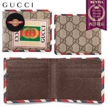 e7833e40475ac8 【正規品保証】GUCCI☆18秋冬☆GUCCI COURRIER GGSUPREME WALLET