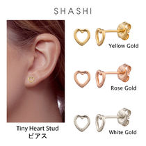 Ron Herman 取扱 SHASHI Tiny Heart Stud ピアス ロンハーマン
